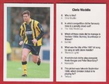 Torquay United Chris Waddle England